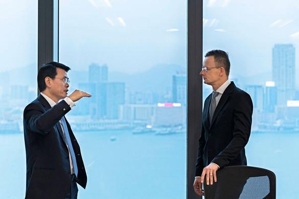 Kiváló Magyarország üzleti kapcsolata Hongkonggal