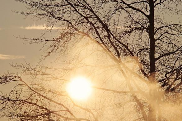 Hidegfront vet véget a fényszegény időszaknak