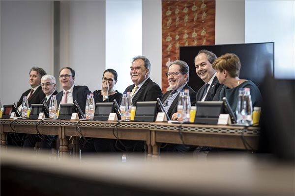 Megtartotta alakuló ülését a Nemzeti Kulturális Tanács