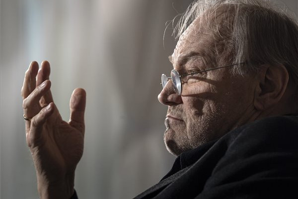 Noha több mint harminc évig nem forgattak közös filmet, régóta tervezték az újabb közös munkát Szabó István rendezővel - mondta el Klaus Maria Brandauer