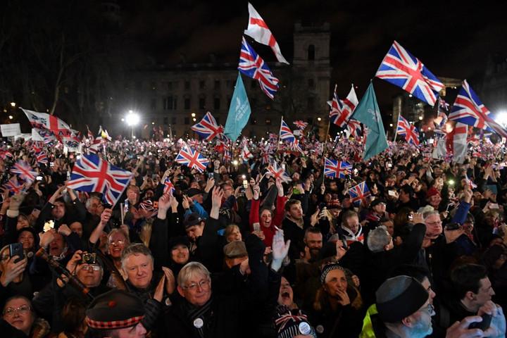 Az Egyesült Királyság kilépett az Európai Unióból