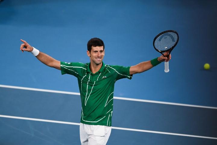 Djokovic nyolcadszor lett Melbourne királya