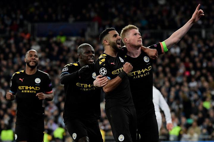 Hátrányból fordítva nyert a Manchester City a Real otthonában