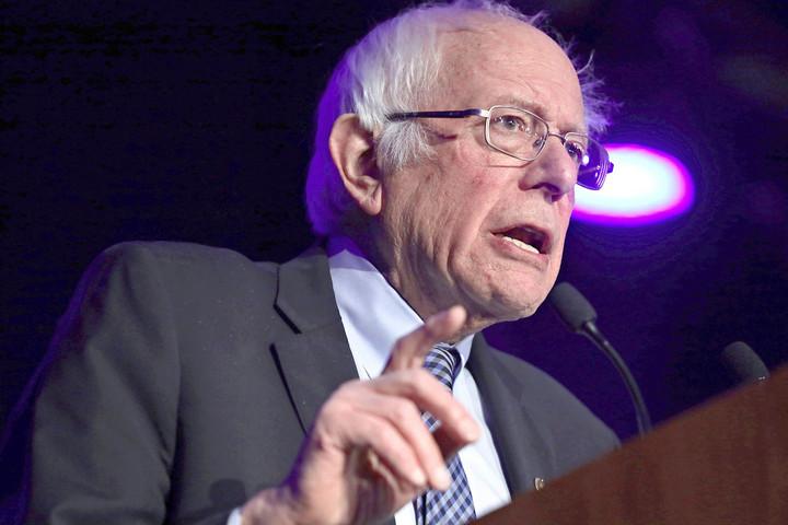 Hatalmas előnyre tehet szert Bernie Sanders, ha megnyeri a kaliforniai és texasi demokrata előválasztást is