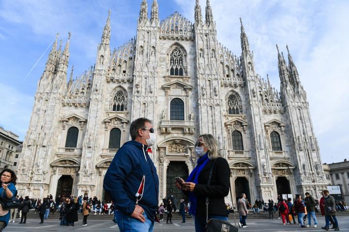Egyre több a koronavírusos beteg Olaszországban