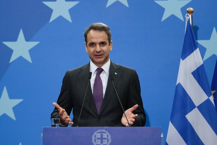 A görög kormányfő felszólította a migránsokat, hogy ne jöjjenek Görögországba