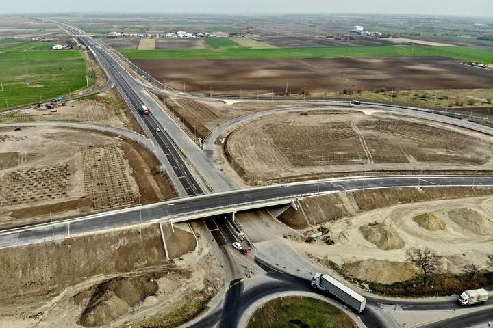 Országosan növekszik az úthálózat