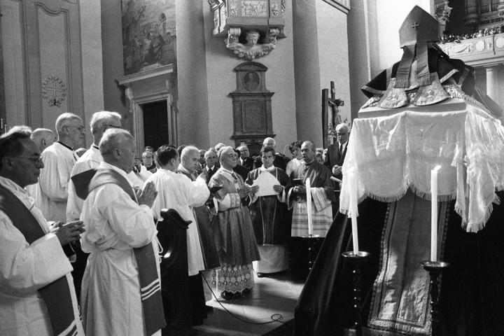 A kommunizmus keresztény áldozatai