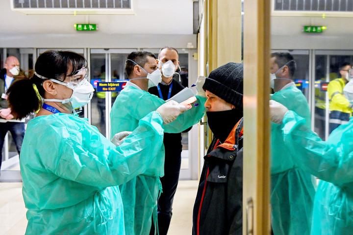 Jól van a koronavírus-fertőzés miatt Debrecenben kezelt beteg