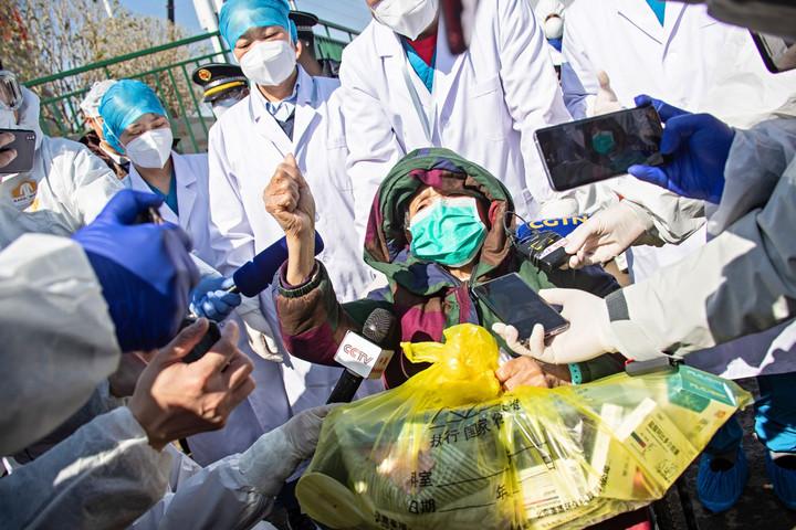 Egy hónapja nem látott szintre csökkent a koronavírus napi új fertőzöttjeinek száma Kínában