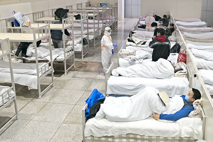 A vuhani esetek akár 87 százaléka is kimaradhatott a hivatalos adatokból