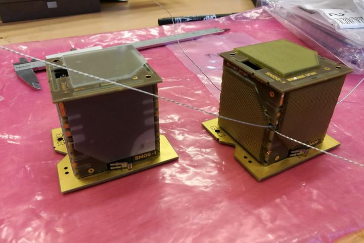 Terv szerint működnek a magyar műholdak
