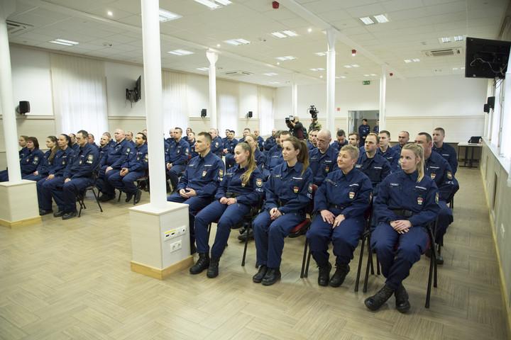 Észak-Macedóniában és Szerbiában védik Európát a magyar rendőrök