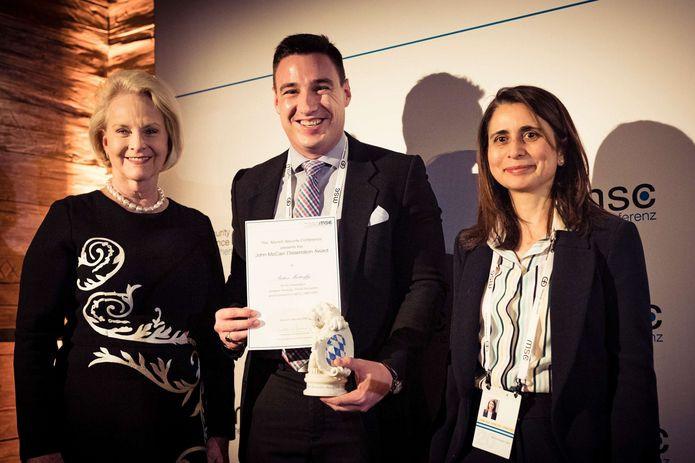 Magyar kutatót díjaztak a világ legrangosabb biztonságpolitikai konferenciáján