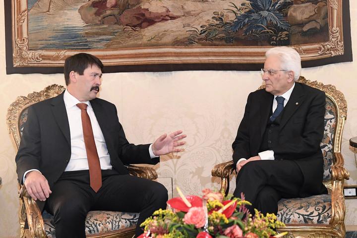 Áder János: Az Európai Unió hitelessége múlik a bővítési folyamat felgyorsításán