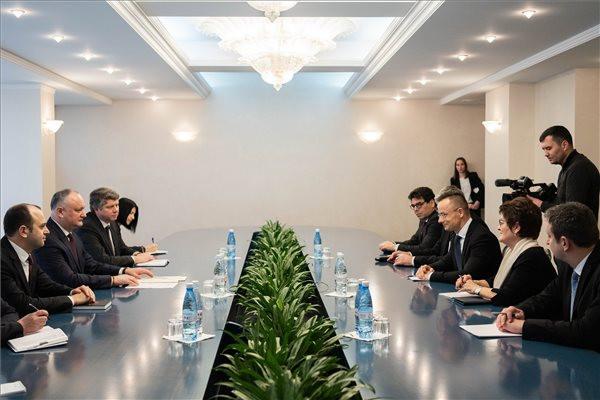 Magyar diplomaták segítik Moldova uniós integrációját