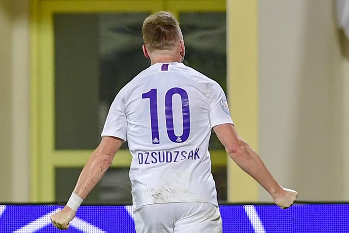 Dzsudzsák góllal mutatkozott be új csapatában