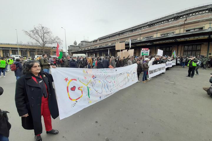 """""""A gyöngyöspataiak 98 százaléka nemet mondott a politikai tüntetésre"""""""