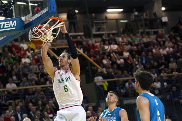 Férfi kosárlabda Eb-selejtező: Győzelem a nyitányon