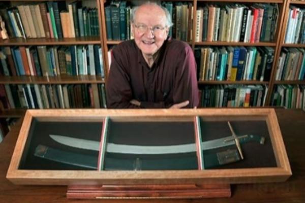 Elhunyt John Ridland, aki számos magyar művet ültetett át angol nyelvre