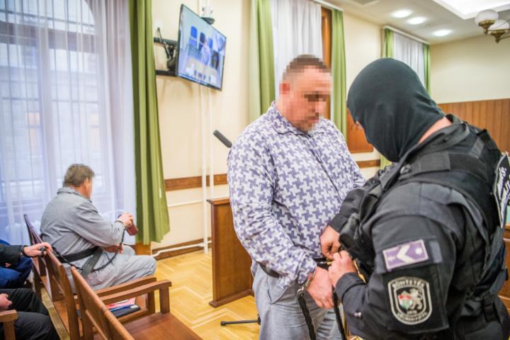 Szabadlábra helyezték a Prisztás megölésével vádolt Hatvani Istvánt