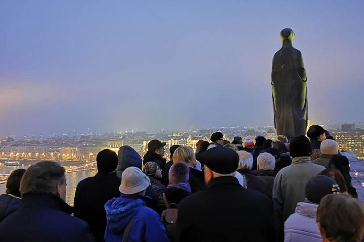 Folytatódik az ima Magyarországért