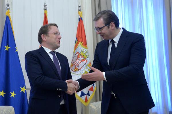 Legalább egy balkáni államot léptetne be az unióba mandátuma alatt Várhelyi