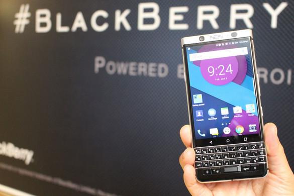 Megszűnnek a Blackberry okostelefonok