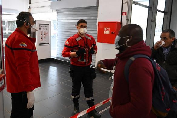 Franciaországban és Németországban is egyre több a koronavírusos beteg