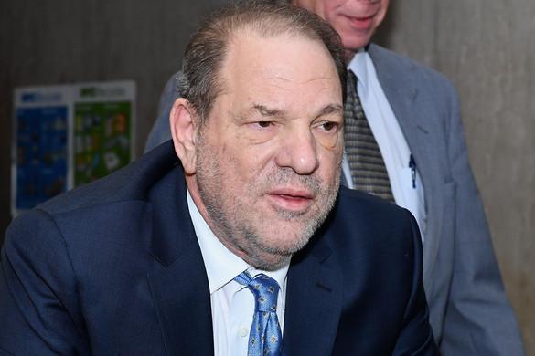 Huszonhárom évre ítélték Harvey Weinsteint