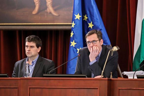 Fidesz-KDNP: A főpolgármester tartsa be a saját szabályait
