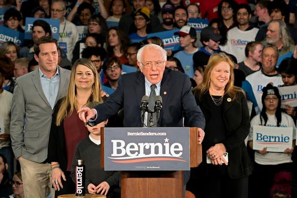 Zavar a demokrata előválasztáson Iowában