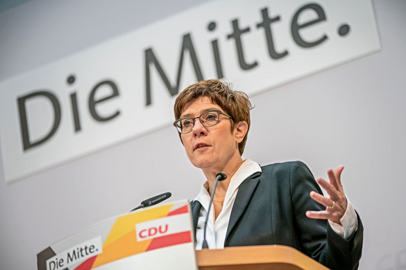 Újabb pofont kapott a CDU Hamburgban