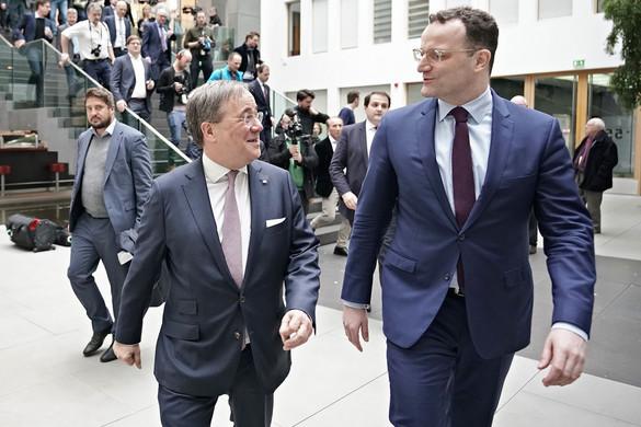 Merz és Laschet között dőlhet el a CDU vezetése