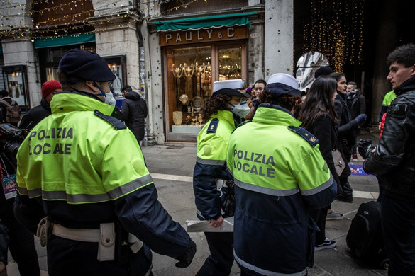 Az operatív törzs soron kívüli tájékoztatást kért a járványról az olasz hatóságoktól