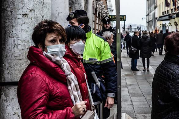 Futótűzként terjed a koronavírus Észak-Olaszországban