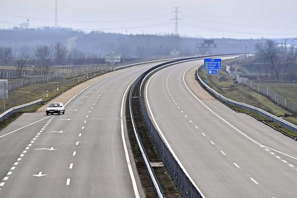 Megépült Ceglédig a gyorsforgalmi út
