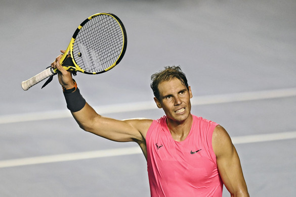 Rafael Nadal nem indul a US Openen