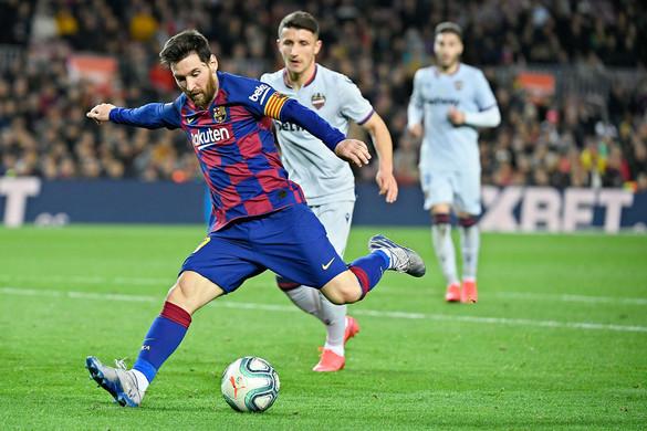 Meghosszabbították a kényszerszünetet a spanyol focibajnokságban