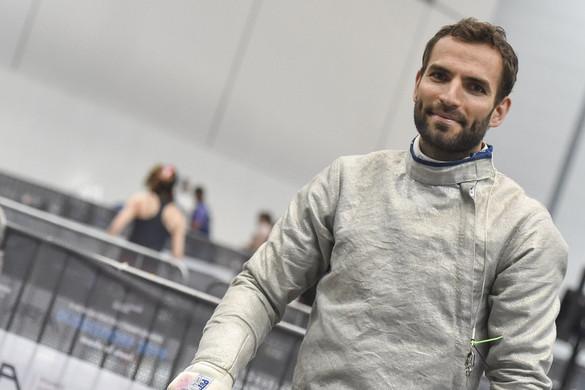 Szilágyi Áron aranyérmes a varsói világkupán