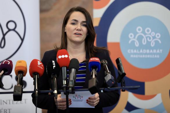 Novák: Reneszánszát éli a házasságkötés Magyarországon