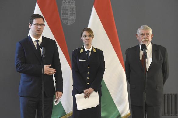 Gulyás Gergely: Továbbra sem tudunk koronavírusos megbetegedésről Magyarországon