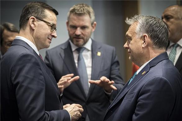 A kompromisszumokat elutasító országokat bírálják az EU-csúcson