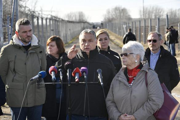 Orbán: Növekedhet a migrációs nyomás a déli határon