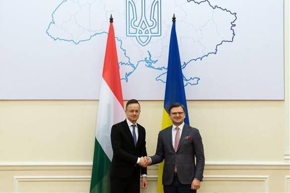 Kijev szerint nem valósíthatóak meg Szijjártó Péter javaslatai