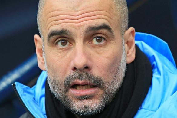 Akkor is maradhat Pep Guardiola, ha a Manchester Cityt kizárja az UEFA