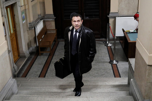 Gyárfás Tamás befejezte vádlotti vallomását a törvényszéken