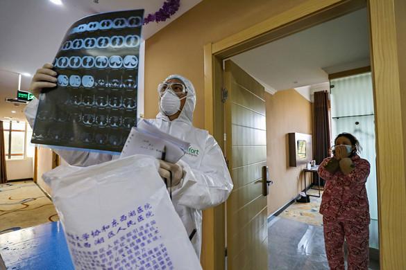 Nagyon gyorsan terjed a koronavírus Dél-Koreában
