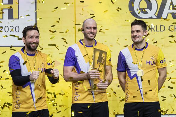 Magyarország nyerte az első qatch-világbajnokságot