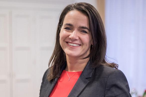 Novák Katalin: Családpolitikánk konzervatív, de modern, talán haladó is
